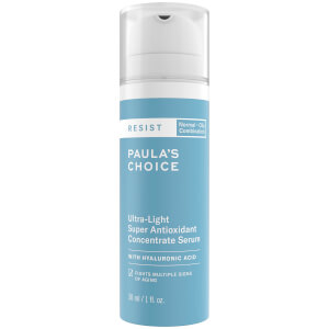 Paula's Choice Resist Ultra-Light Super Antioxidant Concentrate Serum Travel Size (Free Gift)