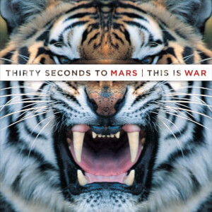 Thirty Seconds To Mars - This Is War LP Set