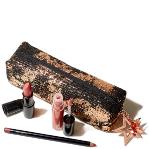 MAC Starlit Lip Bag - Nude