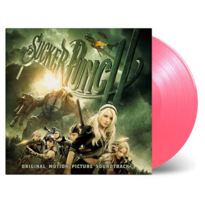 Sucker Punch (Soundtrack) Limited Edition 'Babydoll' Pink LP