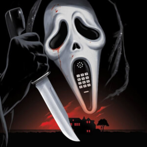 Scream / Scream 2 (Soundtrack) Red LP