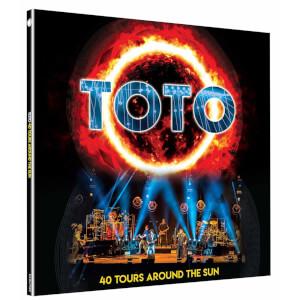 Toto - 40 Tours Around The Sun LP Box Set