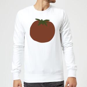 Tomato Sweatshirt - White