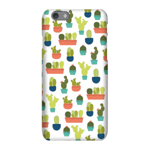 Cacti Pattern Phone Case for iPhone and Android