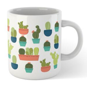 Cacti Pattern Mug