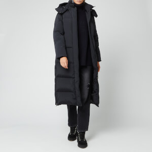 Woolrich Women's Aurora Long Parka - Black