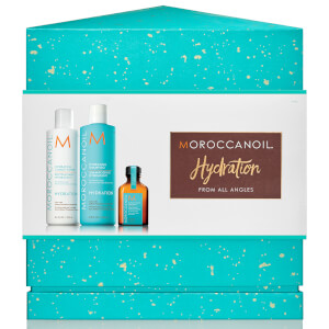 Moroccanoil Christmas Hydration at Every Angle Gift Set (Worth £48.15)