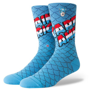 Stance Marvel Captain America Socks