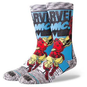 Chaussettes Stance - Marvel Iron Man Comic