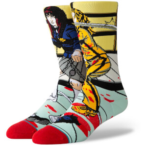 Stance Kill Bill The Bride And Gogo Socks