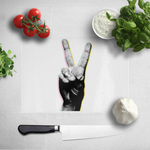 Peace Chopping Board