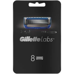 GilletteLabs Heated Razor für Männer Rasierklingen - 8 Stück