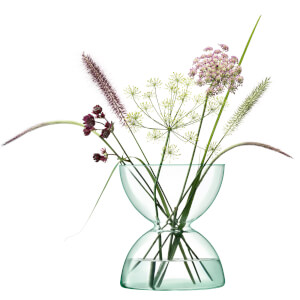 LSA International Canopy Clear Vase - 24cm