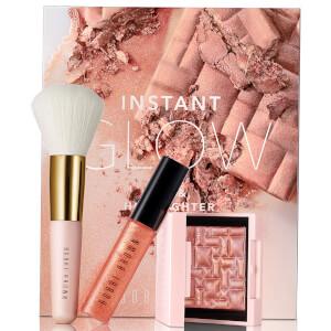 Bobbi Brown Exclusive Instant Glow Lip & Highlighter Set