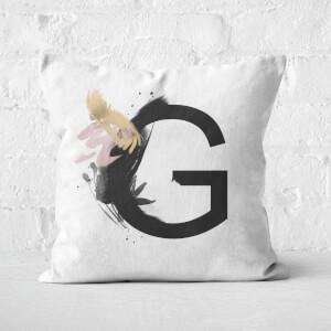Wabisabi G Square Cushion