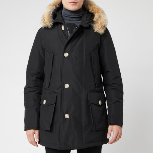 Woolrich Men's Artic Parka DF - New Black