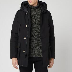 Woolrich Men's Artic Parka No Fur - New Black