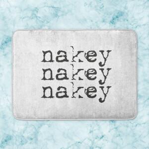 Nakey Nakey Nakey Bath Mat