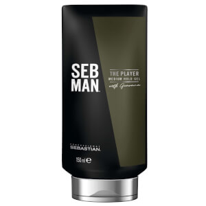 SEB MAN The Player Medium Hold Gel 150ml