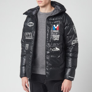 White Mountaineering X Millet Men's Down Jacket - Black