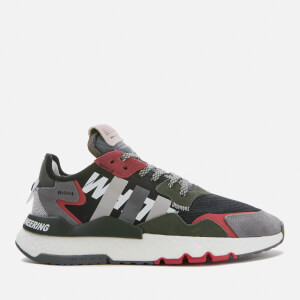 adidas X White Mountaineering Men's Nite Jogger Sneakers - Black