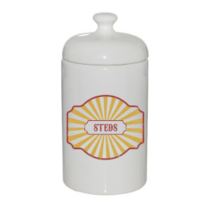 Steds Ceramic Jar