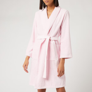 KENZO Iconic Bathrobe - Rose