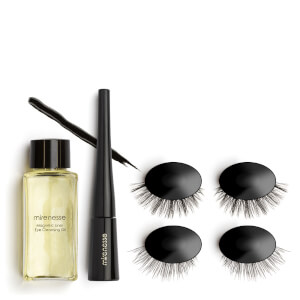 mirenesse Magnomatic Magnetic Eyeliner and Eyelashes Day and Night Kit - Magic Marilyn
