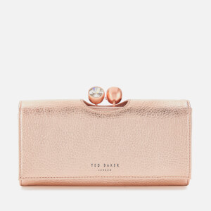 Ted Baker Women's Solange Twisted Crystal Bobble Matinee Purse - Rosegold