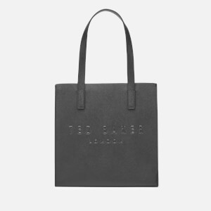 Ted Baker Women's Seacon Small Crosshatch Tote Bag - Black