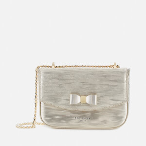 Ted Baker Women's Daissy Bow Mini Shoulder Bag - Gold