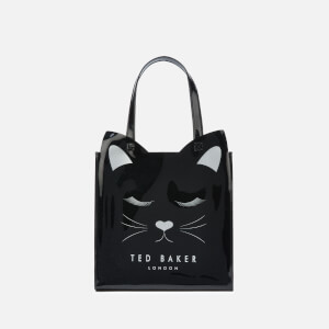 Ted Baker Women's Purrcon Cat Small Icon Bag - Black