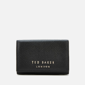 Ted Baker Women's Odelle Statement Letters Mini Purse - Black