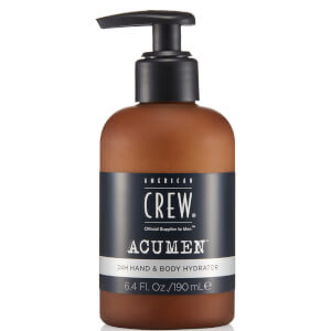 American Crew 24H Hand and Body Hydrator 190ml