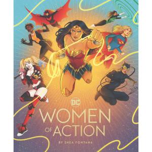 DC: Women of Action - Hardback