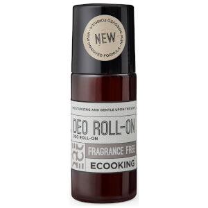Ecooking Roll-on Fragrance Free Deodorant 50ml