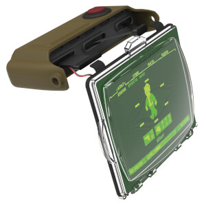 The Wand Company Fallout Pip-Boy Light-up Screen: Upgrade Module