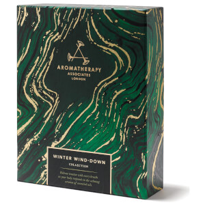Aromatherapy Associates Winter Wind-Down Collection (Worth £57.00)