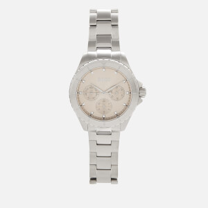BOSS Hugo Boss Women's Premiere Chrono Watch - SS/Rouge/Cargo