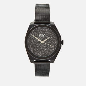 HUGO Women's Imagine Mesh Strap Watch - Grey