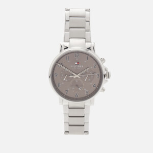 Tommy Hilfiger Men's Daniel Metal Strap Watch - Rou Grey