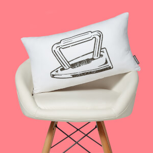 Monopoly Iron Rectangular Cushion