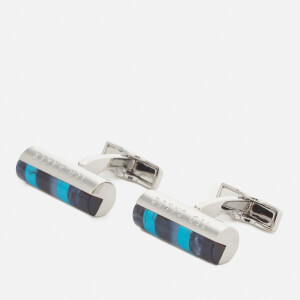 Ted Baker Men's Berch Semi Precious Cufflinks - Blue