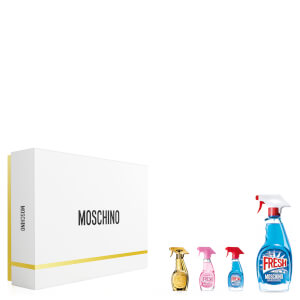 Moschino Fresh Couture X19 Eau de Toilette 50ml Set