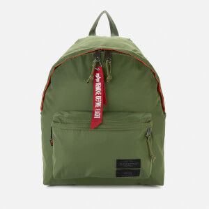 Eastpak X Alpha Industries Men's Authentic Ibtwo Alpha Industries Padded Pak'r Backpack - Alpha Dark Green