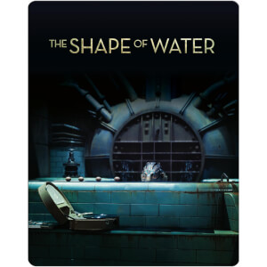Shape Of Water - Zavvi UK Exclusive 4K UHD Steelbook