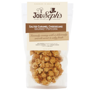Joe & Seph's Salted Caramel Cheesecake Popcorn