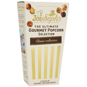 Joe & Seph's Ultimate Gourmet Popcorn Selection