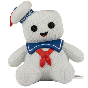 Ghostbusters Stay Puft Handmade by Robots Vinyl Figure