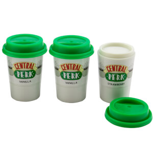 Friends Central Perk Lip Balm Set of 3